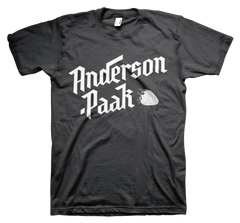 Official Anderson .Paak Black Strawberry Tee