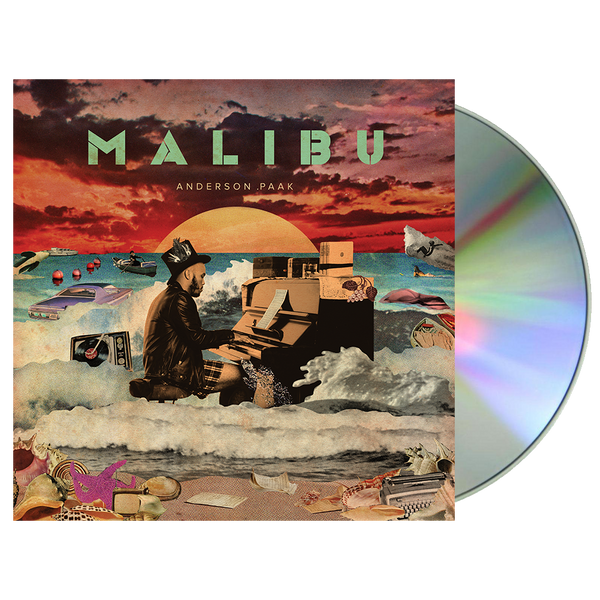 Official Anderson .Paak Malibu CD