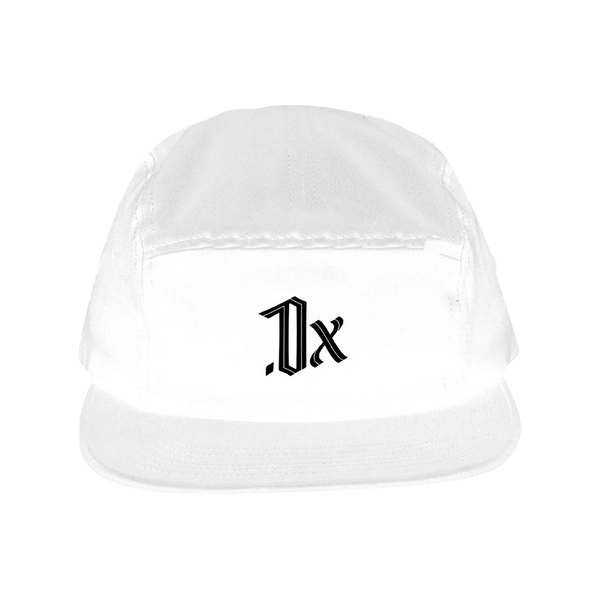 .Ox 5-Panel Hat (White)
