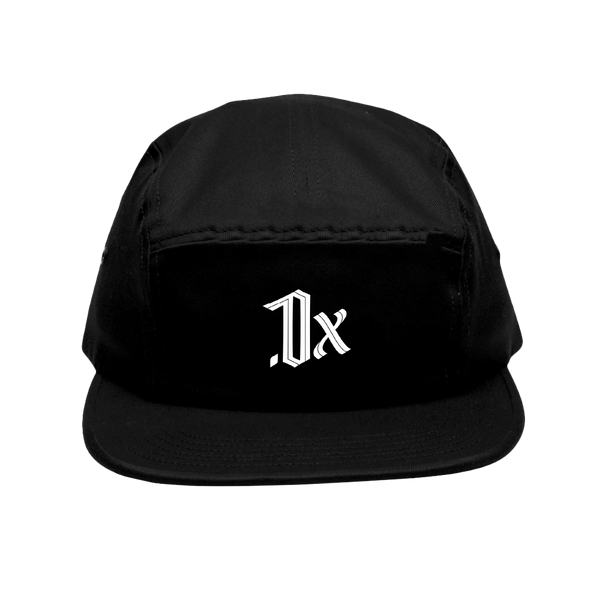 .Ox 5-Panel Hat (Black)