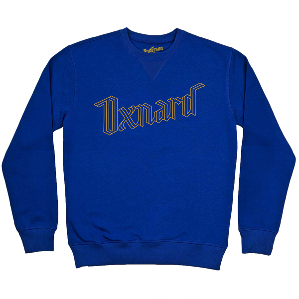 Oxnard Royal Crewneck