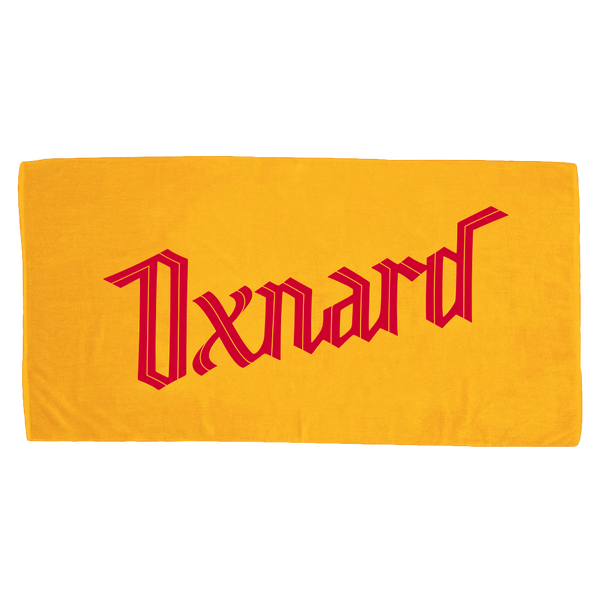 Oxnard Beach Towel