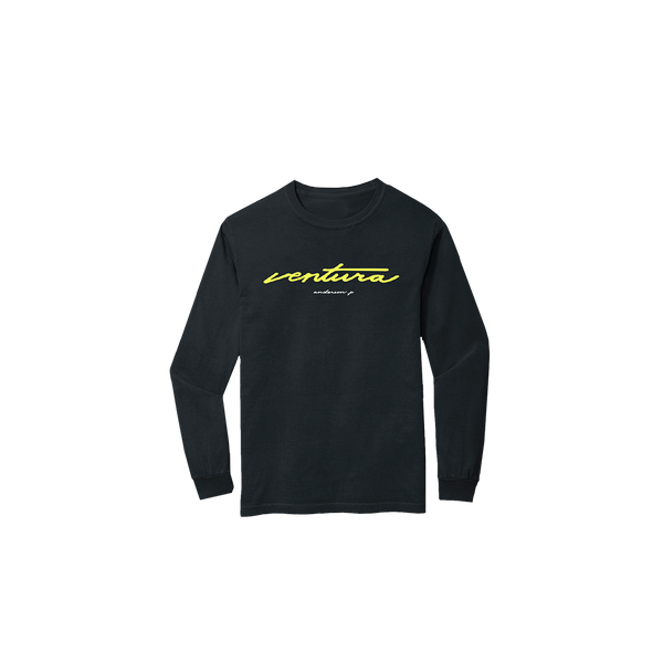 Ventura Black Long Sleeve + Digital Album