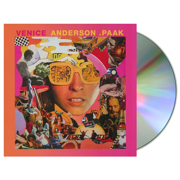 Official Anderson .Paak Venice CD