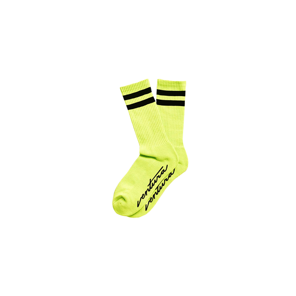 Ventura Neon Socks + Digital Album