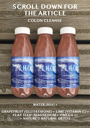 3 DAY JUICE CLEANSE-J.T Freshly
