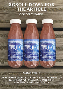 COLON CLEANSE-J.T Freshly