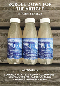 ENERGY SUPPLEMENTS-J.T Freshly