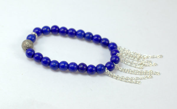 The Fringe Collection: Blue Jay - Flying Bird Jewelry