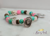 Country Girl Bracelet - Flying Bird Jewelry