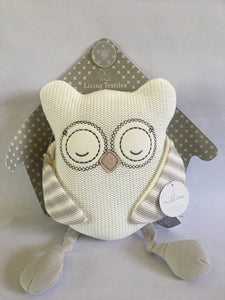 Toy/Stuffed Animal Musical Owl