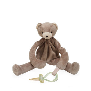 Stuffed Animals/Pacifier Holders (Cubby Bear)
