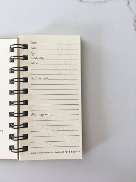Out of the Mouths of Babes: A Pocket Journal