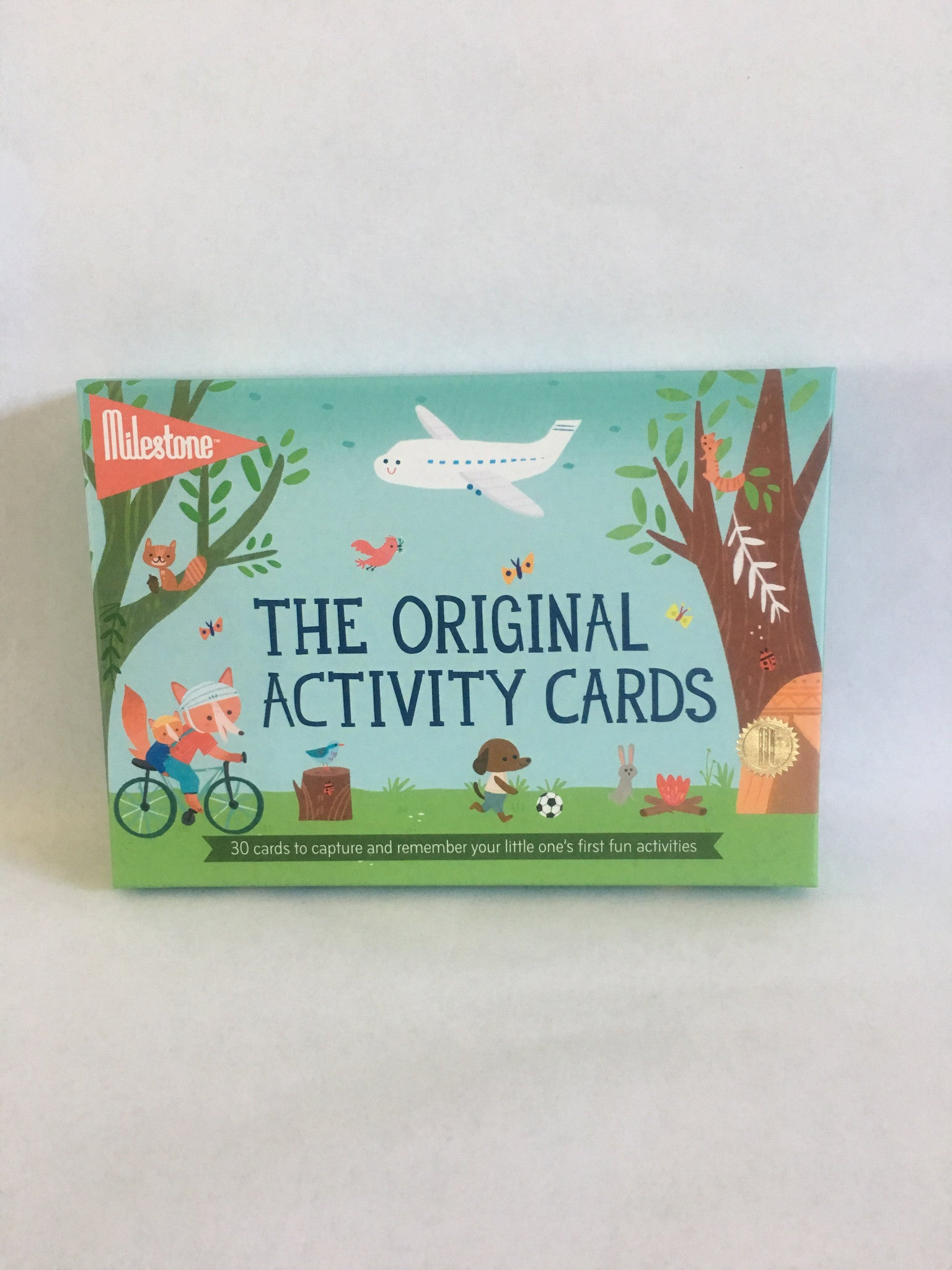 Milestone Baby Newborn & Up Activity Cards