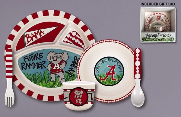 Alabama Dish Set
