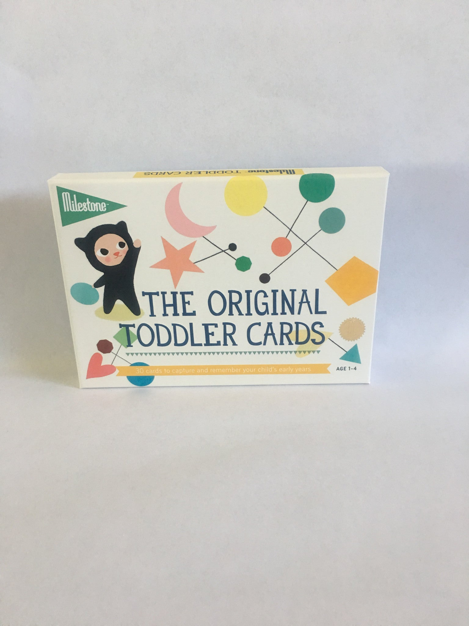 Milestone Baby Toddler Cards