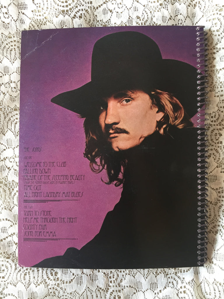 Joe Walsh Recycled Album Cover Notebook – avictorianrevolution