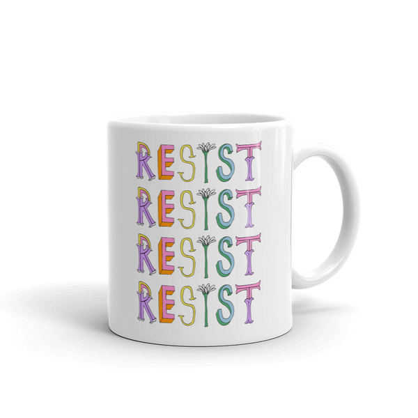 RESIST (for 4 years)