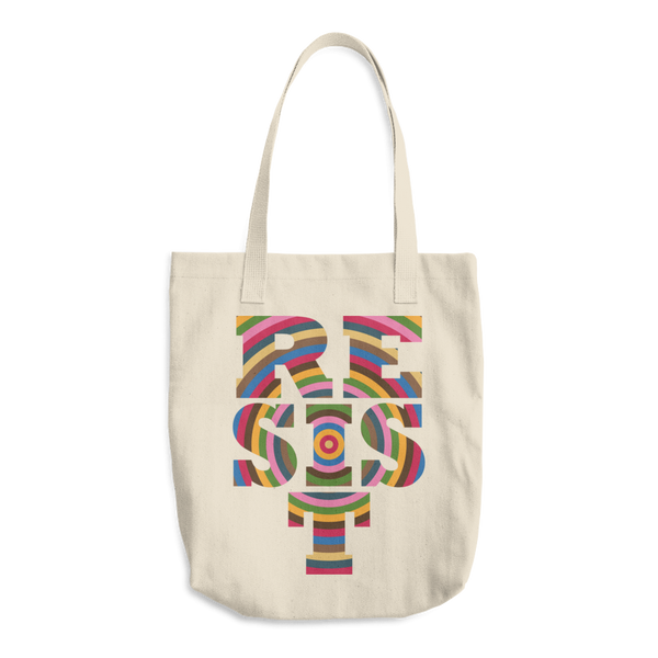 RESIST! - Tote Bag