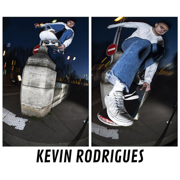 An Ode to Kevin Rodrigues