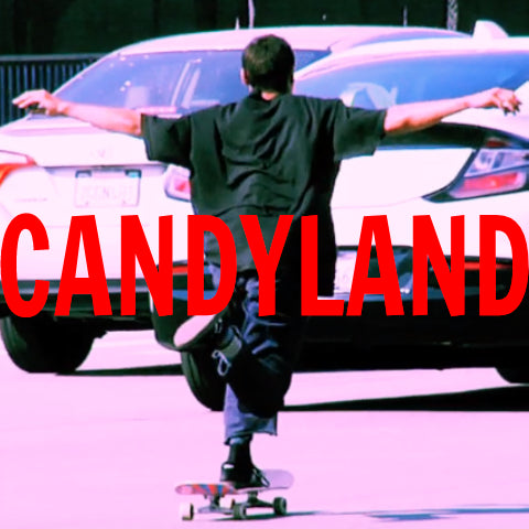 """CANDYLAND"" by William Strobeck"