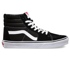 The Vans Sk8 Hi is a classic piece of footwear that has truly withheld the  test of time. It s a stylish number that looks great not only on the shelf  of ... 336705a5a4e9