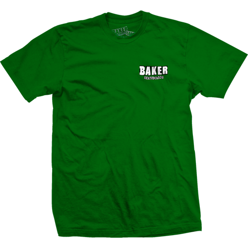 Baker Uno T-Shirt - Green