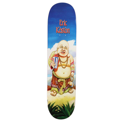 101 Reissue Eric Koston Buddha Slick Skateboard Deck - 7.625
