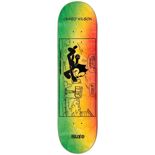 Darkstar Skateboards Cameo Wilson Felix Future R7 Skateboard Deck - 8.25