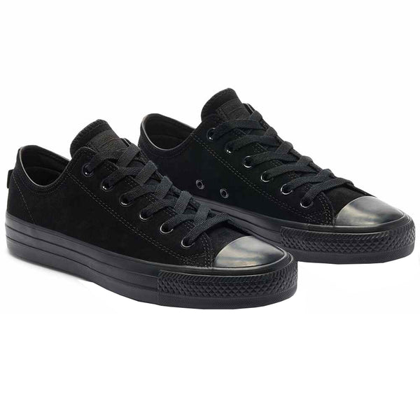 Converse Cons CTAS Pro Skate Shoes - Black/Black