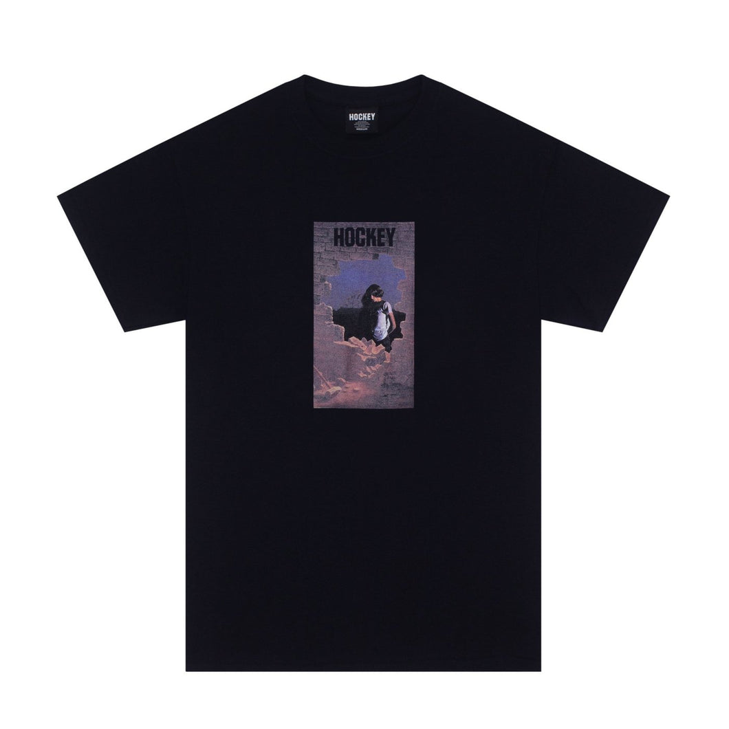 Hockey Dawn T-Shirt - Black