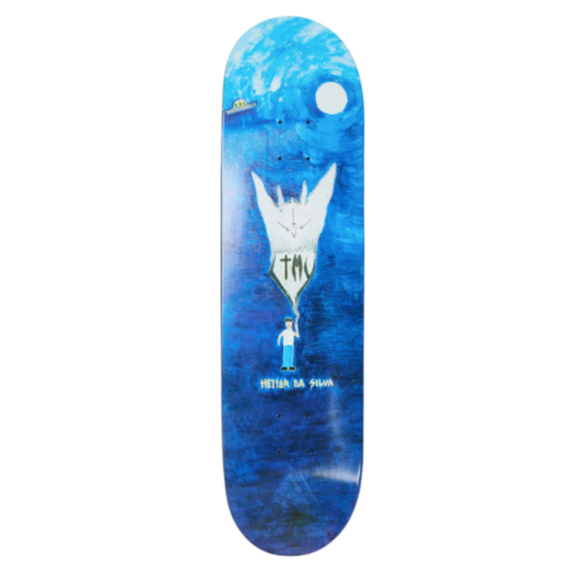 Palace Heitor Da Silva Church Skateboard Deck - 8.375