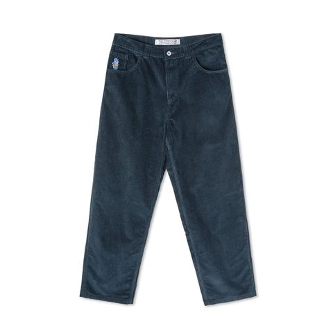 Polar Skate Co. 93 Cord Trousers - Police Blue