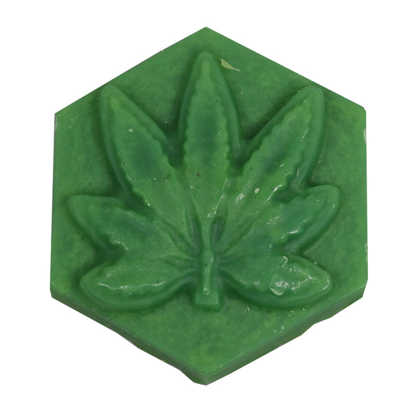 Ganj Wax Raspberry Scent Large - Green