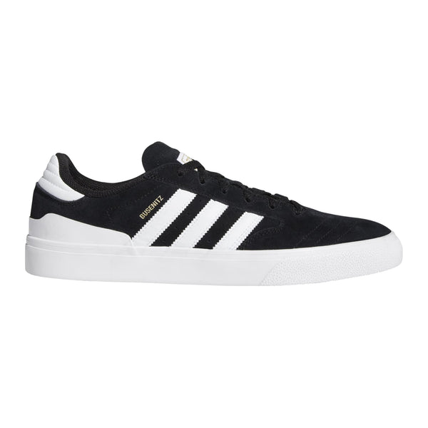 Adidas Skateboarding Busenitz Vulc II Skate Shoes - Core Black/Cloud White/Gum