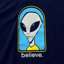 Alien Workshop Believe T-Shirt Navy