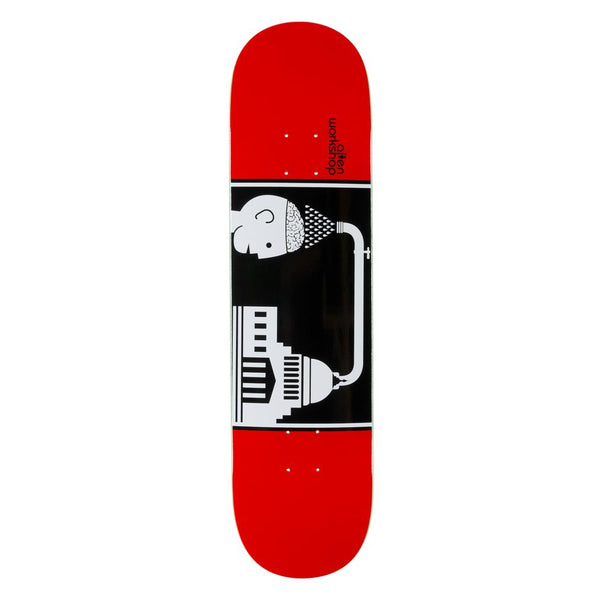 Alien Workshop Brainwash Skateboard Deck - 8.00