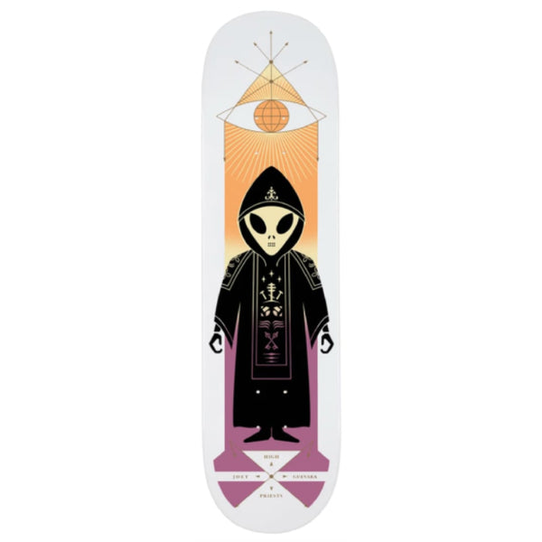 Alien Workshop Joey Guevara High Priest Skateboard Deck - 8.125