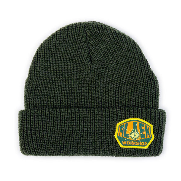 Alien Workshop OG Logo Beanie - Green