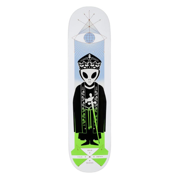Alien Workshop Yaje Popson High Priest Skateboard Deck - 8.00