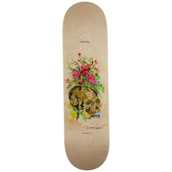 Baker Skateboards Andrew Reynolds Face Up To Mine Skateboard Deck - 8.5