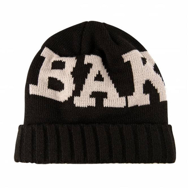 Baker Skateboards Ribbon Knit Beanie Black