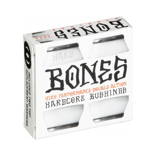 Bones Hardcore Bushings Hard - Black/White