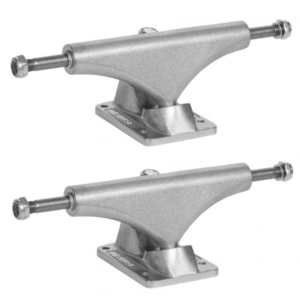Bullet Trucks Raw Skateboard trucks - 140mm (For 8.00