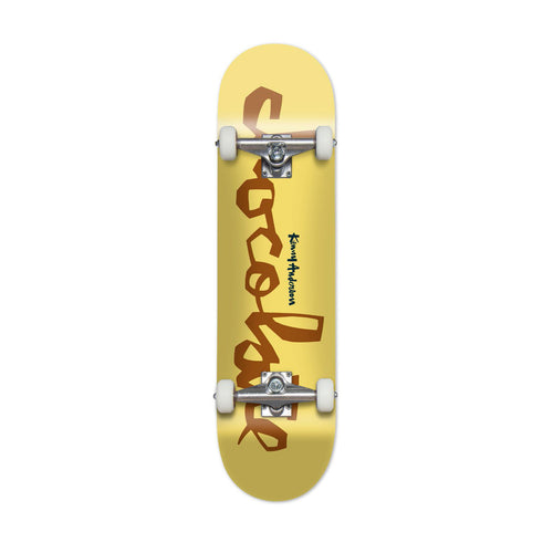 Chocolate Original Chunk Kenny Anderson PP Complete Skateboard - 7.75