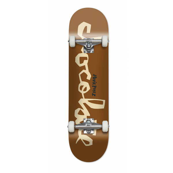 Chocolate Original Chunk Stevie Perez PP Complete Skateboard - 7.625