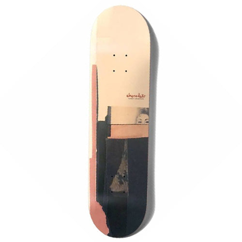 Chocolate Skateboards Kenny Anderson Minimals Skateboard Deck - 8.00