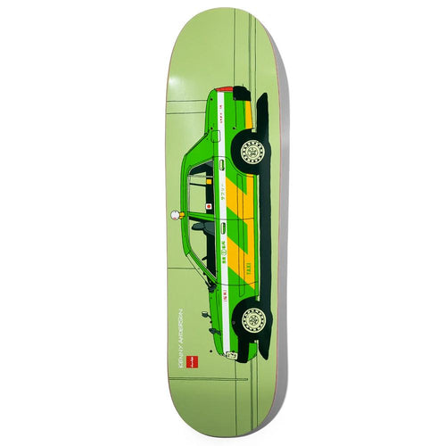 Chocolate World Taxi Kenny Anderson Skateboard Deck - 8.00