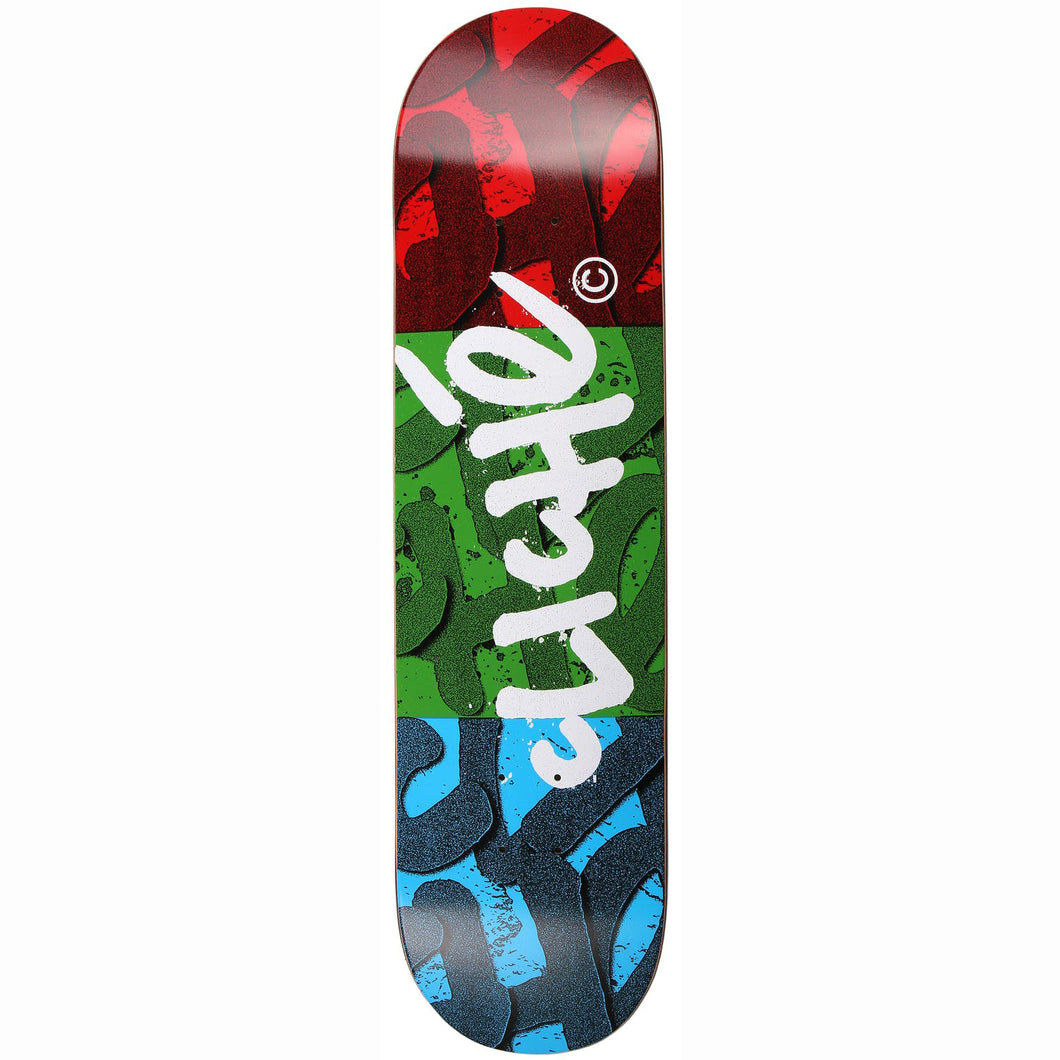 Cliche Skateboards RGB Skateboard Deck - 8.375