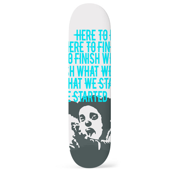 Clown Skateboards Manifesto Skateboard Deck - Multiple Colours & Sizes